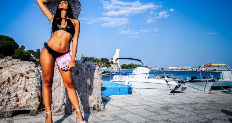 CATFOTOSTUDIO per FRANCIOSO NEGOZIO BR Promo 2BEKINI Beachwear